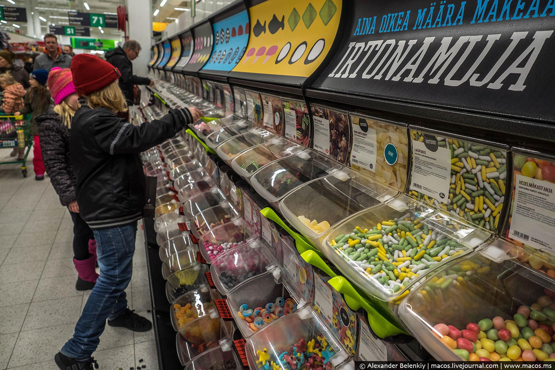 """Про продукты из Финляндии: """"наши нередко более натуральные ...  нередко"""