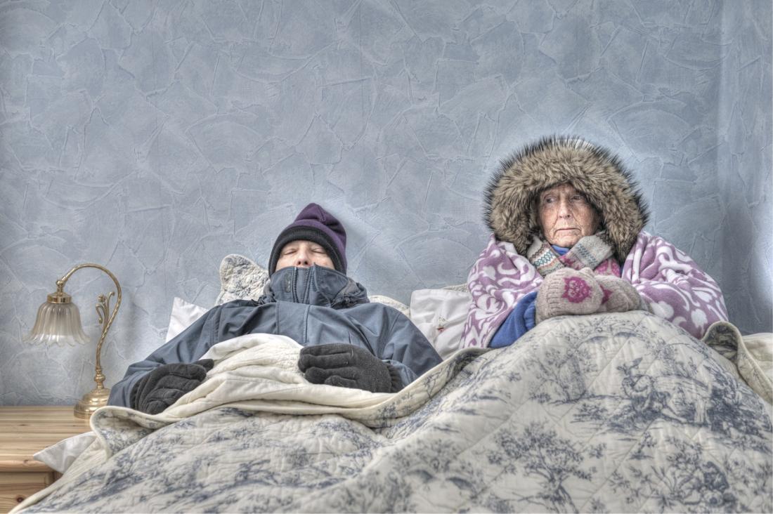 Прикольные картинки о холоде в квартире