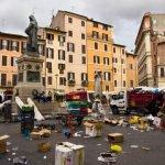 Три дня назад вернулся из Рима — вонючая помойка с заоблачными ценами