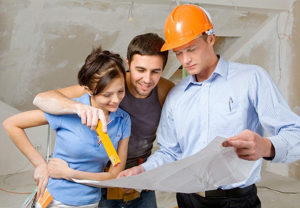 ремонт квартир под ключ на сайте фирмы АСК