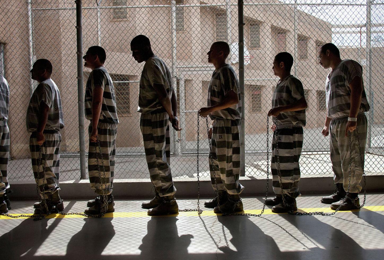 Частная тюрьма США 2
