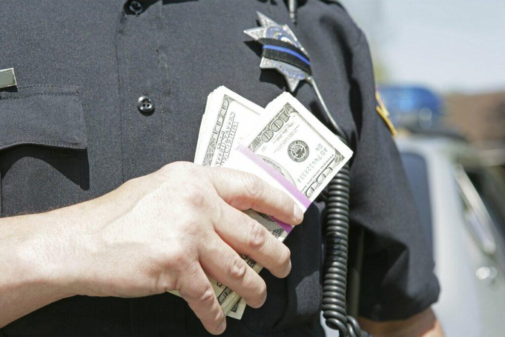 коррупция полиция сша