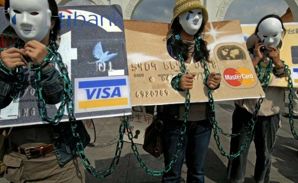 должники в США