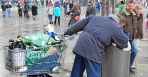 нищета в Германии