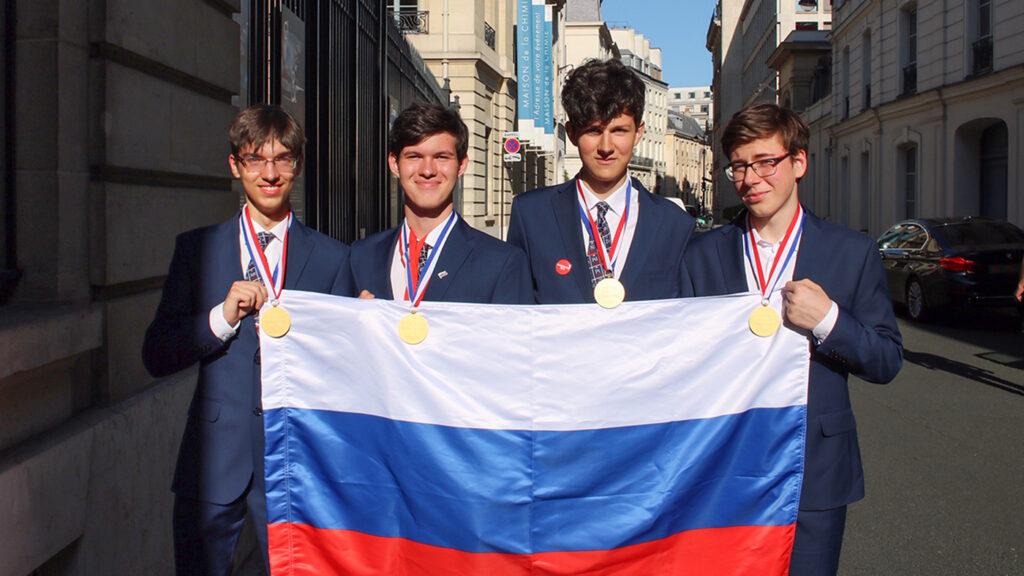 россия победила на научной олимпиаде
