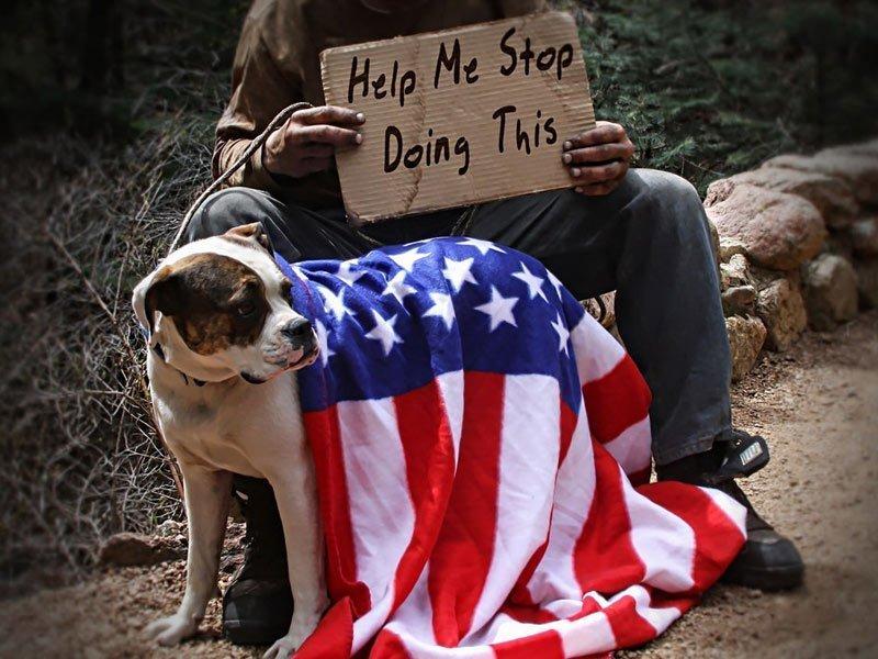нищета сша